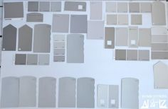 How to choose gray paint colors