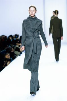 Calvin Klein Collection Fall 1996 Ready-to-Wear Fashion Show - Kirsty Hume