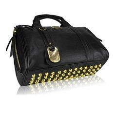 Stunning studded bag from seeitwantitownit.co.uk