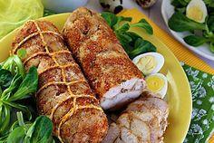 ~ HÁZI CSIRKEMELL SONKA ~ Bread, Food, Brot, Essen, Baking, Meals, Breads, Buns, Yemek