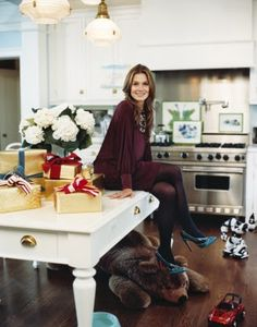 Christmas with Aerin Lauder- The Glam Pad