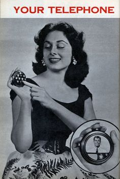 Your Telephone Of Tomorrow (Sep, 1956)