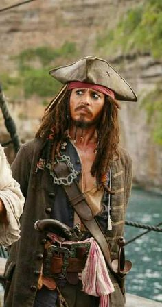 Johnny Depp Pirates of the Caribbean                                                                                                                                                      More