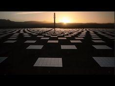 Crescent Dunes NV solar Plant Works Day & Night w/ Molten Salt Storage - http://www.juancole.com/2014/11/crescent-molten-storage.html