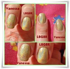 Comparando o Vanessa da Rivka com o L8GR8 da China Glaze.    http://ruivacohen.blogspot.com.br/2012/05/comparando-vanessa-x-l8r-g8r.html