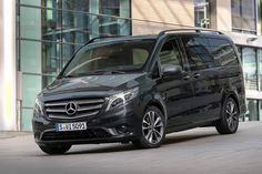 2019 Mercedes Vito Gains OM 654 Diesel From Passenger Car Range, 9G-Tronic Transmission | Carscoops Mercedes Benz Viano, Mercedes Van, Mercedes Benz Commercial, Commercial Vehicle, Bmw 6 Series, Mini Bus, Rear Wheel Drive, Diesel Engine, Land Rover Defender