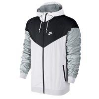 Nike Windrunner Jacket - Men's - White / Black