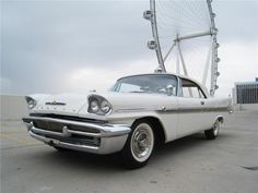 A complete set of De Soto Adventurer convertibles heads to auction in Scottsdale