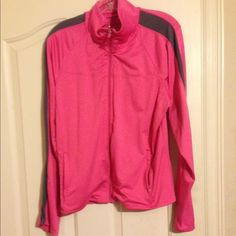 athletic jacket This athletic shirt is perfect when you are on the go! Jackets & Coats Utility Jackets