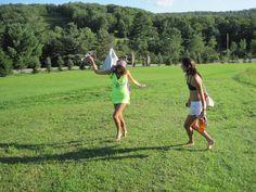 Frolicking in Pennsylvania