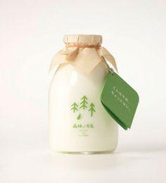 great milk packaging
