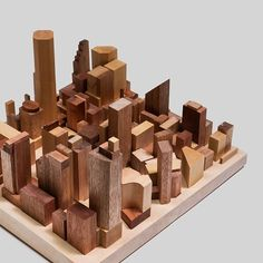 Make Models www.makemodels.com.au #architecture #architecturemodel #wood #timber #modelmaking #design #lasercutting #sydney #makemodels #designer #cnc #fabrication #create #marquetta #city #building #digitalfabrication #landscape