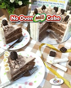 Milo Cake Recipe (No Oven) is easy to make the ingredients are very affordable. You would love this cake because it is very moist and awesomely delicious. Filipino Desserts, Filipino Recipes, Easy Desserts, Filipino Food, Milo Recipe, Recipe For 4, Cupcake Recipes, Cupcake Cakes, Dessert Recipes