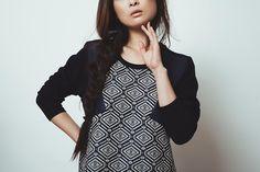 Photography: Mamen Fajardo // Model: Chacha Huang // Hair & MUA: Mario Rubio