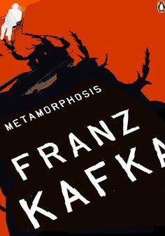"""""""As Gregor Samsa awoke one morning from uneasy dreams he found himself transformed in his bed into a gigantic insect."""""""