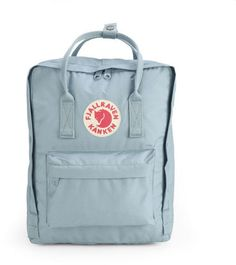 Fjäll Räven Kanken Backpack - Sky Blue on shopstyle.co.uk