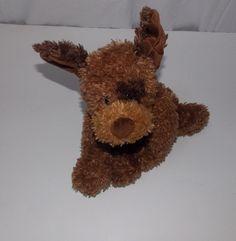 """Gund Little Snoogy Brown Dog Plush Stuffed Animal 10"""" #13112 Puppy Collectible #GUND"""