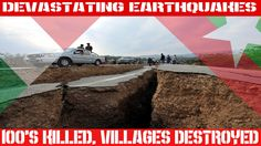 Earthquake Report | Hundreds of Lives Lost | Widespread Destruction | Ch...