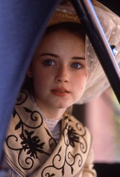 Alexis Bledel (Winifred 'Winnie' Foster) - Tuck Everlasting directed by Jay Russell Cabelo Rory Gilmore, Winnie Foster, Tuck Everlasting, Mary Stuart, Alexis Bledel, Film Inspiration, Chick Flicks, Avatar, Anne Of Green Gables
