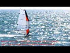 Roberto da Costa with a soft wing sail with variable profile n. 2 - www.herusails.it