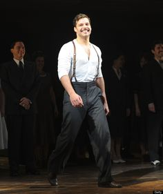"Ricky Martin on the Broadway Musical ""Evita"" <3"