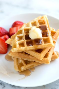 Secrets to Making the Best Waffles at Home from Scratch