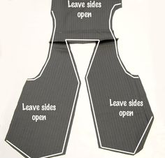 "Shwin: ""Vest"" of friends (the boy vest)"