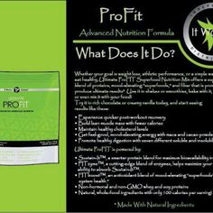 This will help you reach your weight loss goals fast! www.annamariebennett.myitworks.com