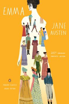 200th anniversary annotated edition (Penguin Classics) of Emma by Jane Austen #janeausten