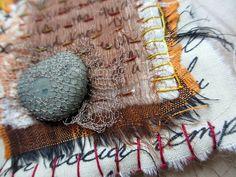 my stitching