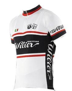 Willier Triestina retro wielershirt #Castelli #fietskleding #cyclewear