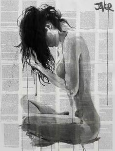 Loui Jover Artist - Recommended by RAFO Fine Arts, Galleria Morcote & swissartgroup Life Drawing, Figure Drawing, Painting & Drawing, Human Painting, Illusion Kunst, Drawn Art, Arte Pop, Erotic Art, Fan Art
