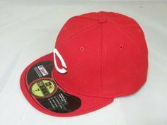 b9f6214f37e New Era MLB Cincinnati Reds OnField Home Cap 59Fifty NewEra by New Era.   27.99.
