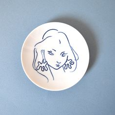 Royal Copenhagen Porcelain Pin Dish