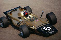 Emerson Fittipaldi / Lotus 56/Monza 1971