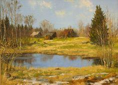 Весна-красна, автор Владимир. Артклуб Gallerix