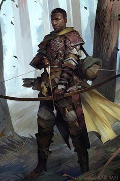 ArtStation - Characters concept, Valeriy Vegera
