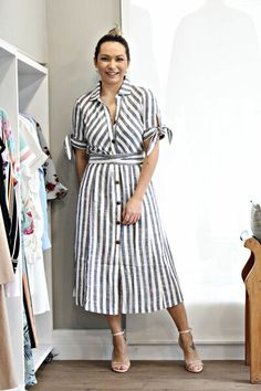 Western Dresses For Women, Casual Dresses For Women, Casual Outfits, Clothes For Women, Beautiful Dresses, Nice Dresses, Summer Dresses, Kurta Designs, Blouse Designs