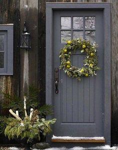 That's the door!