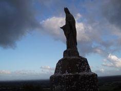 Saint Patrick Standing Upon Ireland's Highest Motte: Granard, Co Longford