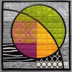 Modern, Abstract Quilts | Terry Aske Art Quilt Studio