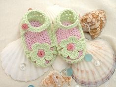 Sweet little Eastery sandals for 3-6 month old  $18