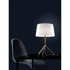 Lámpara Lumiere XXL + XXS de Foscarini.  Diseño: Rodolfo Dordoni, 2009.  Muebles de diseño.   #lighting
