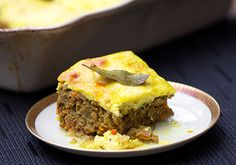 Bobotie is South Africa's incredibly delicious meat pie. It's the best meatloaf ever - curried ground lamb and beef topped with savory egg custard. Custard Ingredients, Best Meatloaf, South African Recipes, One Pot Meals, International Recipes, Beef Recipes, Savoury Recipes, Healthy Recipes, Food Inspiration