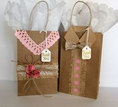 Set of 10 Birthday Party gift bags Party Gift Bags, Party Gifts, Party Party, Creative Gift Wrapping, Creative Gifts, Valentines Day Party, Valentine Day Gifts, 10th Birthday Parties, 10 Birthday