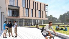 Florida State University - Interdisciplinary Research and Commercialization Building - HGA