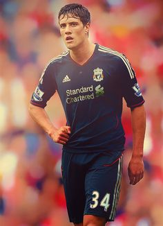 Is Martin Kelly Liverpool FC's best looking player ever? Definitely one of them