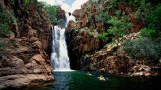 Southern Rockhole, Windolf Walk, Nitmiluk National Park, Katherine, Northern Territory, Australia