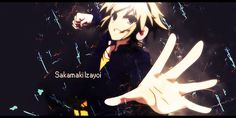 HD] Sakamaki Izayoi - Wallpaper by ArtieFTW on DeviantArt