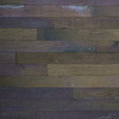 Reclaimed Barrel Oak by stikwood | Stikwood.com - peel and stick wood to do a feature wall!